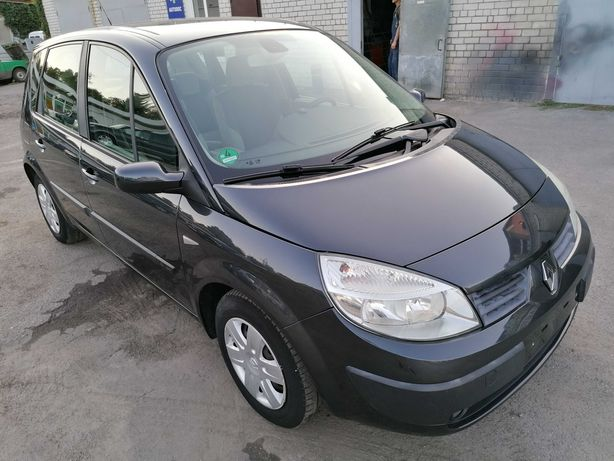 Renault  Scenic 2006 1.6 KLIMAT