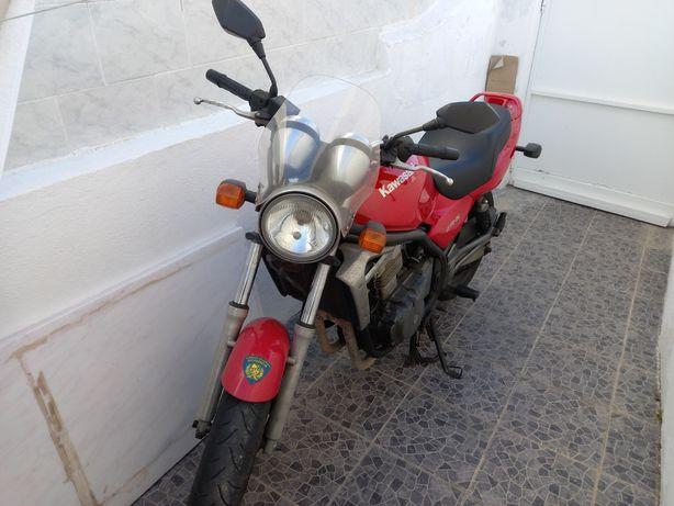 Kawasaki E- R 5 , 500cc 4 tempos