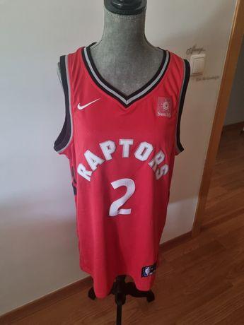 Camisola NBA Leonard Raptors Nike - tamanho M