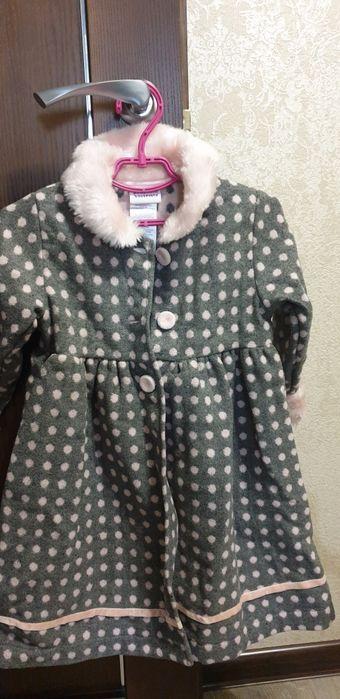 Продам пальто на девочку Одесса - изображение 1