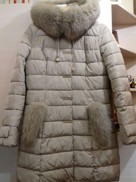 Пуховик, пальто.