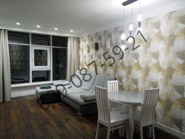 Сдается в аренду 2комн квартира в ЖК Срибна Вежа, ул. Белорусская 36а,