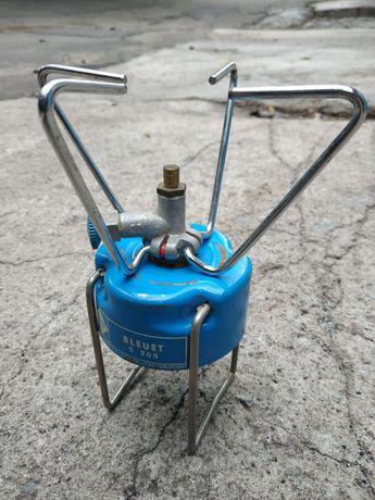 Плита газовая портативная горелка под кемпинг баллон.