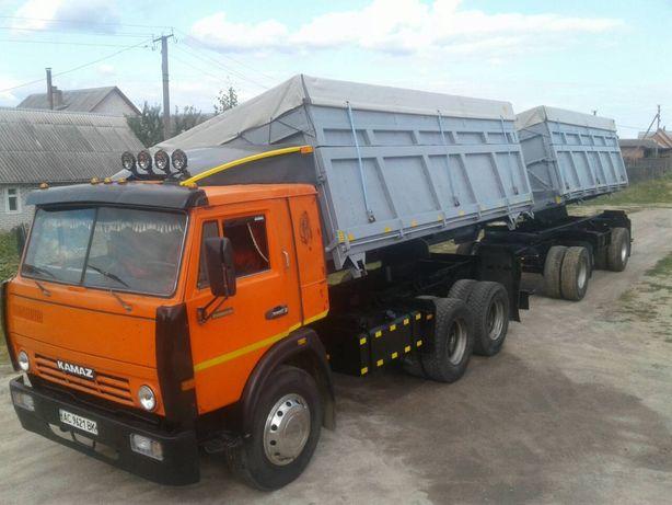 Услуги зерновоза и прочих грузов