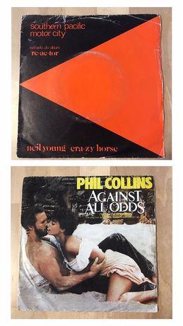 Vinil Discos Singles - Música Internacional