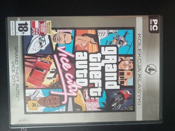 """Gra GTA Vice City [PC] """"Kolekcja Klasyki"""""""
