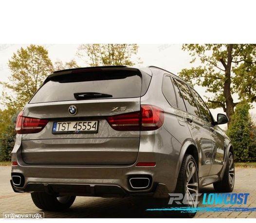 BMW X5 F15 DIFUSOR LOOK M PERFORMANCE PARACHOQUES M (13- )