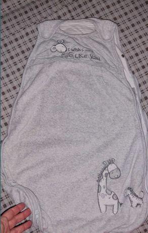 Śpiworek dla dziecka maluszka niemowlaka , śpiwór