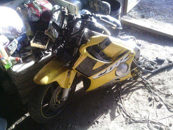 Honda CBR600F 4i