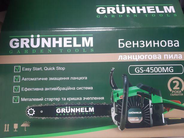 Бензопила GRUNHELM 41-16