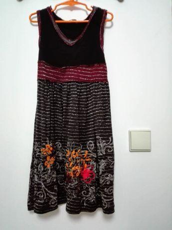 Vestido, para menina (TAM 6)