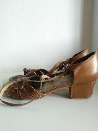 Бальные туфли для начинающих