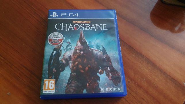 Gra PS4 Warhammer Chaosbane.