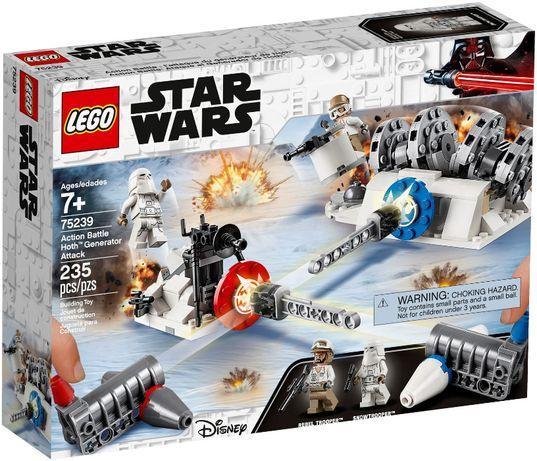 LEGO Star Wars Atak na generator na Hoth 75239