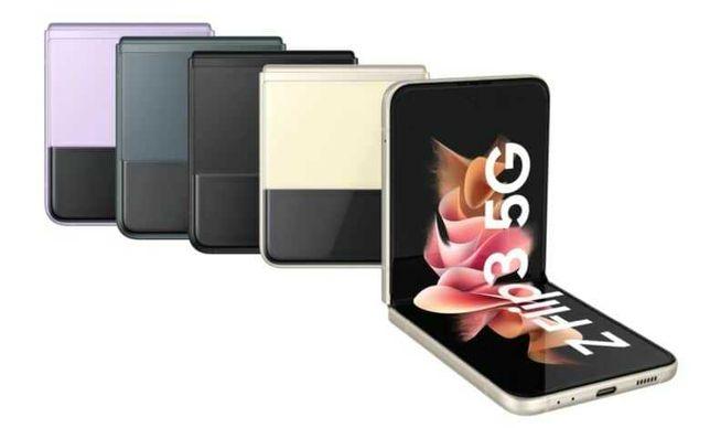 Samsung Galaxy Z Flip 3 5G 128GB  **Lançamento**