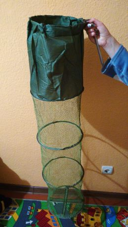 Садок для рыбалки! 120 мм