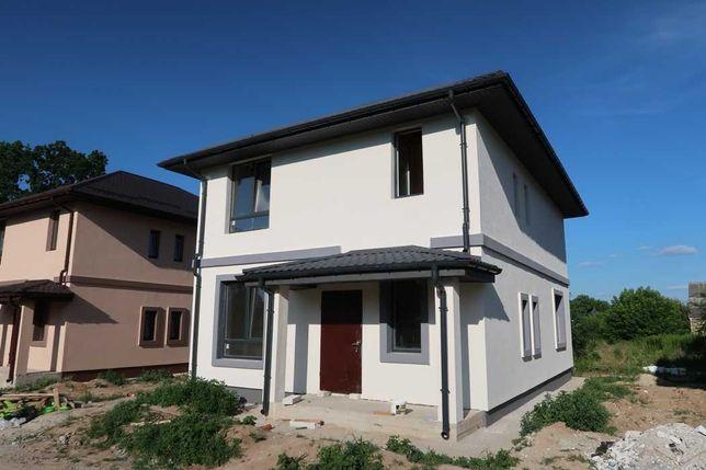 Продам дом в Мархалевке, 128м2, 5соток, под чистовую, все комуникации