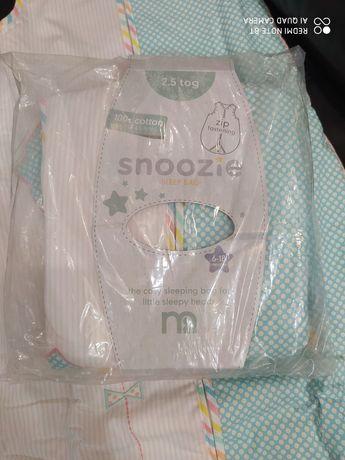 Спальный мешок слип Mothercare для деток 6-18 и 18-36 мес. Новый!