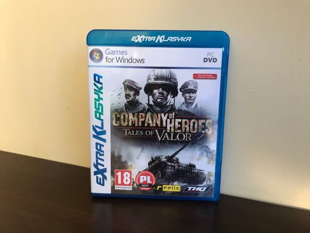 Company of Heroes Tales of Valor PC PL