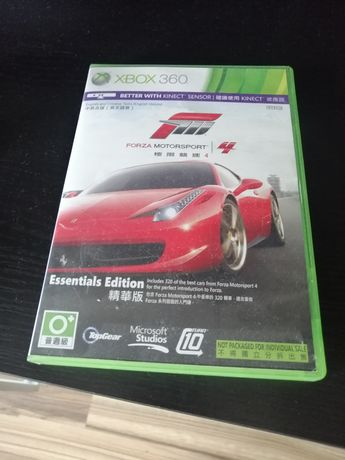 Forza motosport 4 xbox 360 gra na konsole