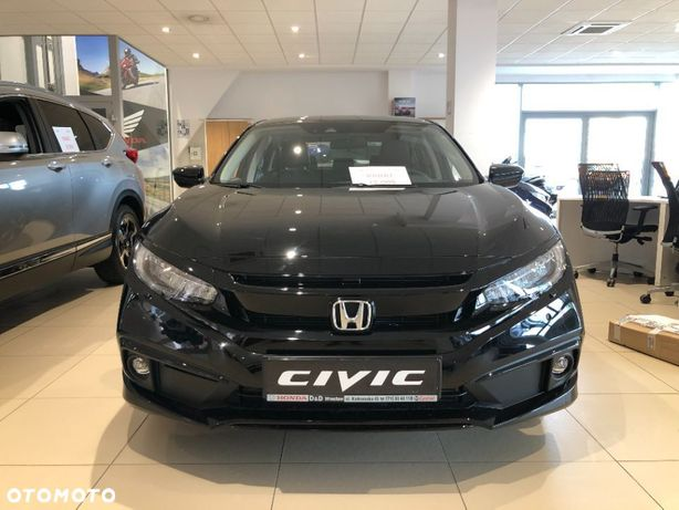 Honda Civic 4d Mt Elegance 2020 Rezerwacja Do 14.06.2021