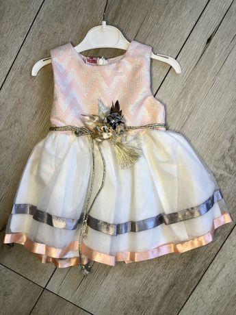 Платье на годик, платья, платьишка