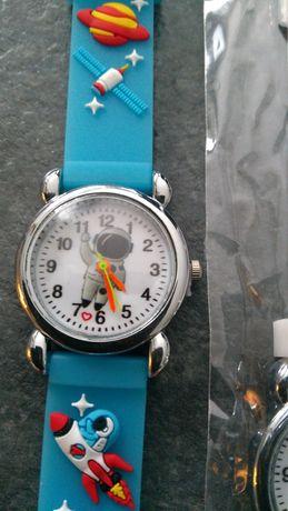 Zegarek dziecięcy kosmos