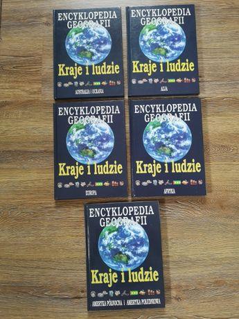 Encyklopedia geografii. Kraje i ludzie