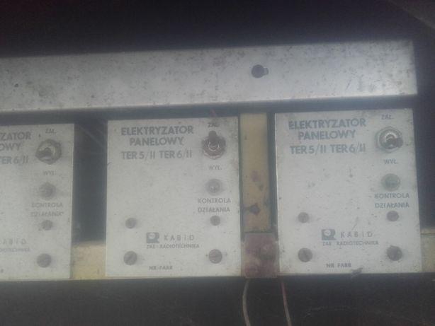 elektryzator panelowy tera 5 tera 6
