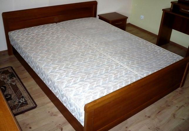 Sypialnia meble do sypialni, łóżko, brw sen orzech