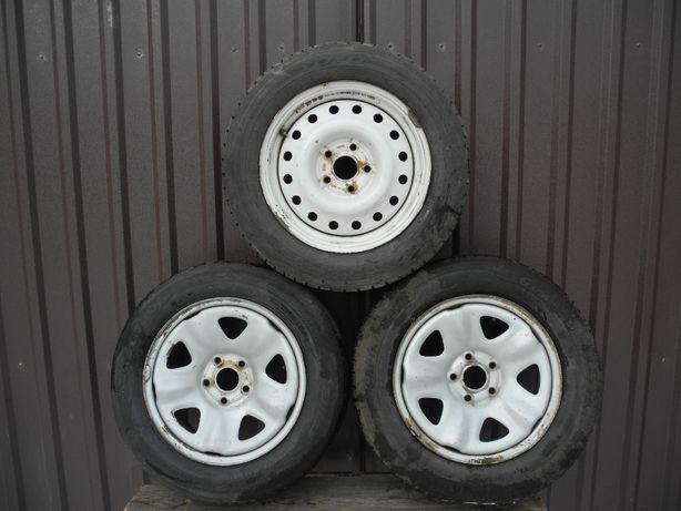Три колеса одним лотом ( 195, 205 х65 х15 ), разболтовка 5 х 108