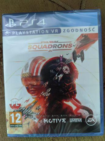 "Gra ""Star Wars Squadrons"" PS4/PS5/VR [NOWA, FOLIA]"