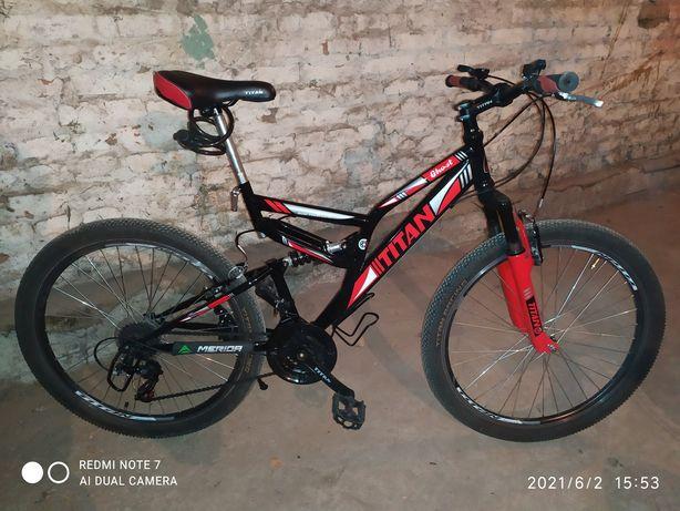 "Велосипед Titan Ghost 26""/18"
