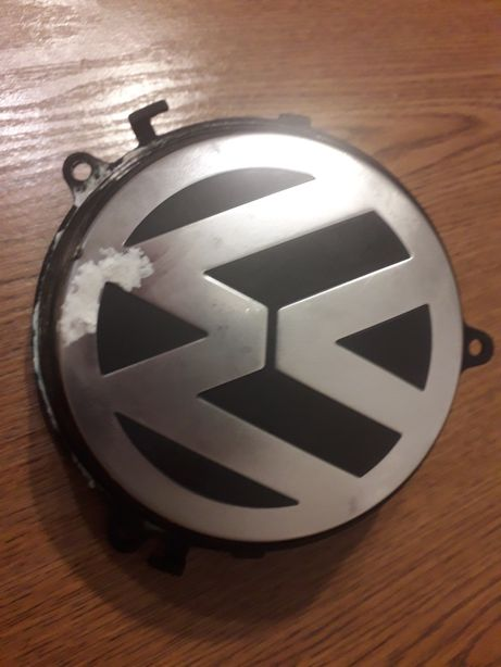 Znaczek Volkswagen golf V tył klapa