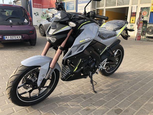 Мотоцикл KV Loncin 250 MT Grey Новый Гарантия Сервис