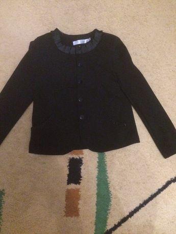 Школьный пиджак на девочку 128 рост
