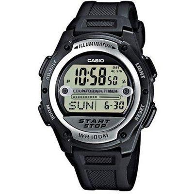 Relógio Casio W-756