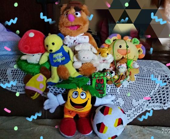 Продам мягкие игрушки.