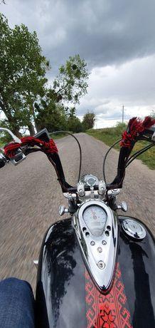 Мотоцикл Yamaha dragstar xvs 400 , ямаха