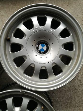BMW. Aluminiowe felgi Alumki Alusy zamienie na Ford MK4