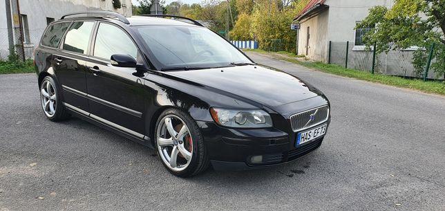 Czarne Volvo v50 kombi Klima Alu.felgi z Niemiec