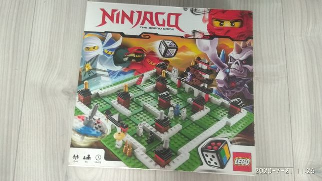 LEGO Ninjago The board game