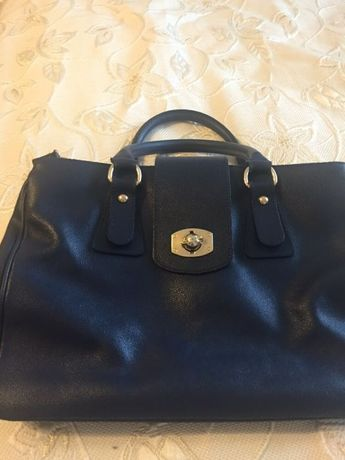 Кожаная сумка (Италия)