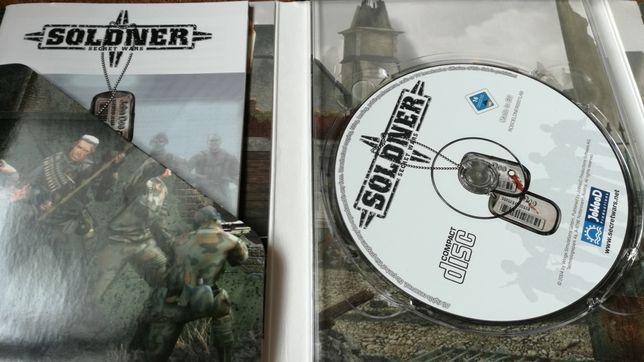 Gra Soldner Secret Wars reedycja specjalna + gratis