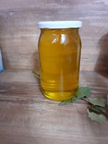 Miód akacjowy 1,1 kg naturalny 100 %