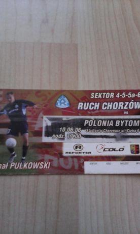 Ruch Chorzów-Polonia Bytom 10.06.2006