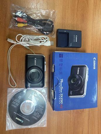 Фотоаппарат Canon SX230HS 8Gb