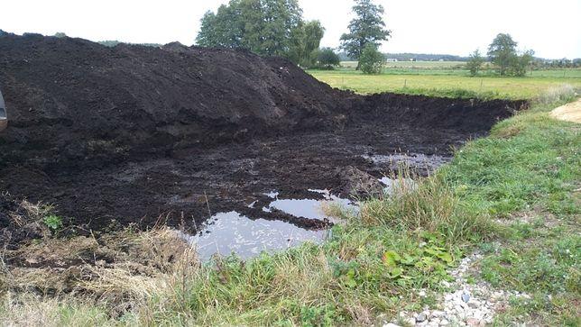 Torf humus ziemia ogrodowa czarnoziem pod borówkę trawniki kwiaty