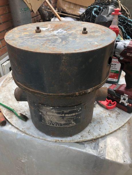 Котел электродный водогрейный 9квт