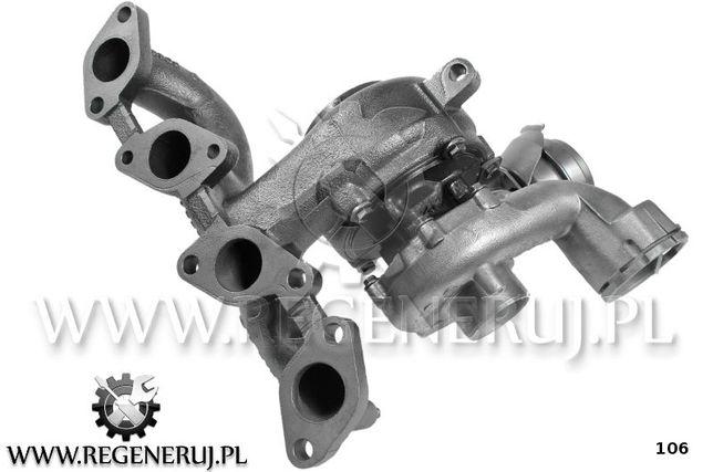 Turbosprężarka Mitsubishi Grandis Jeep Patriot 2.0 CRD 140KM BSY BWC